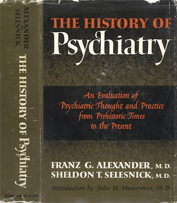 The History of Psychiatry