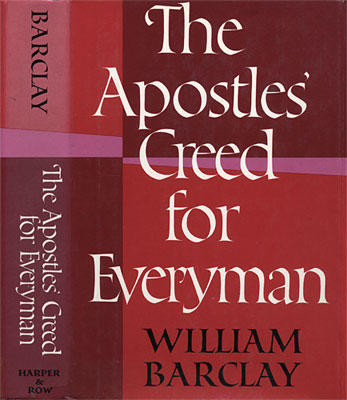 The Apostles' Creed for Everyman