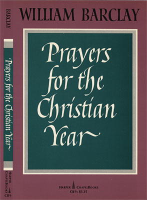 Prayers for the Christian Year