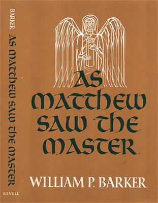 As Matthew Saw the Master