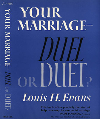 Your Marriage–Duel or Duet