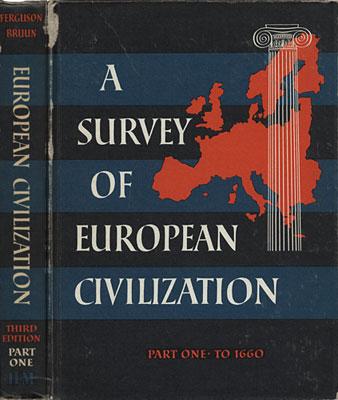 A Survey of European Civilization