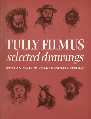Tully Filmus: Selected Drawings