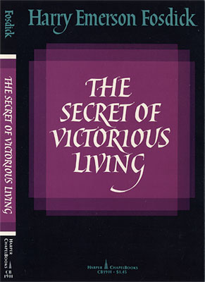 The Secret of Victorious Living