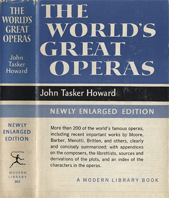 The The World's Great Operas