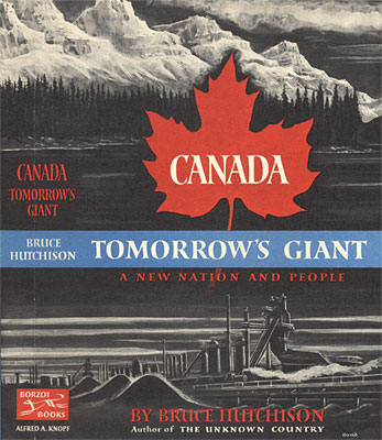 Canada: Tomorrow's Giant