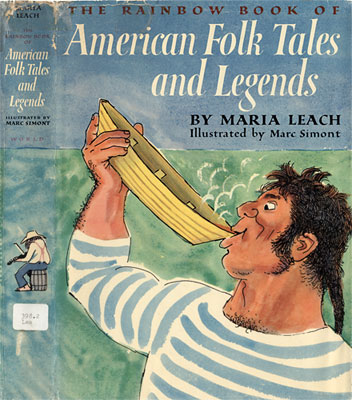 The Rainbow Book of American Folk Tales and Legends