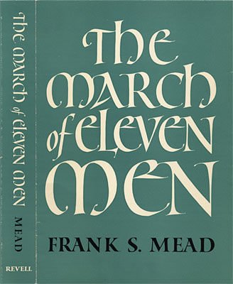 The March of Eleven Men