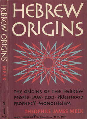 Hebrew Origins