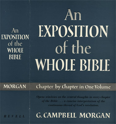 An Exposition of the Whole Bible