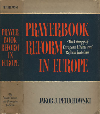 Prayerbook Reform in Europe