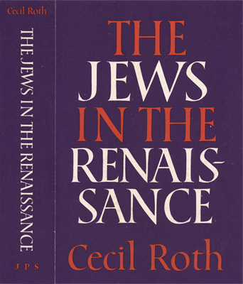 The Jews in the Renaissance