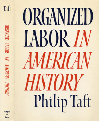 Organized Labor in American History