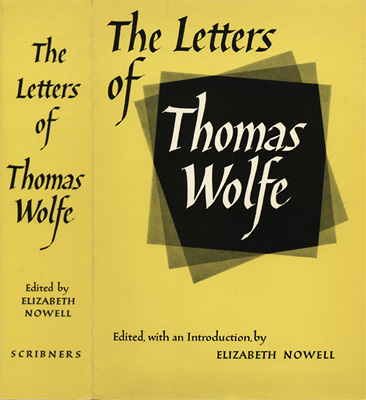 The Letters of Thomas Wolfe
