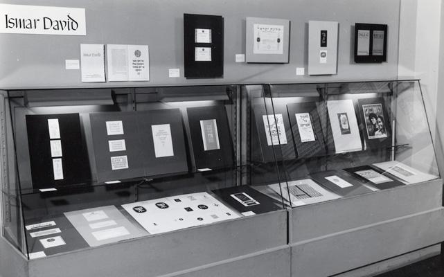 Jewish Museum exhibition