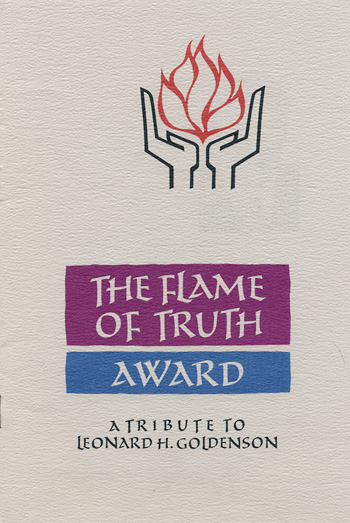 Flame of Truth Award